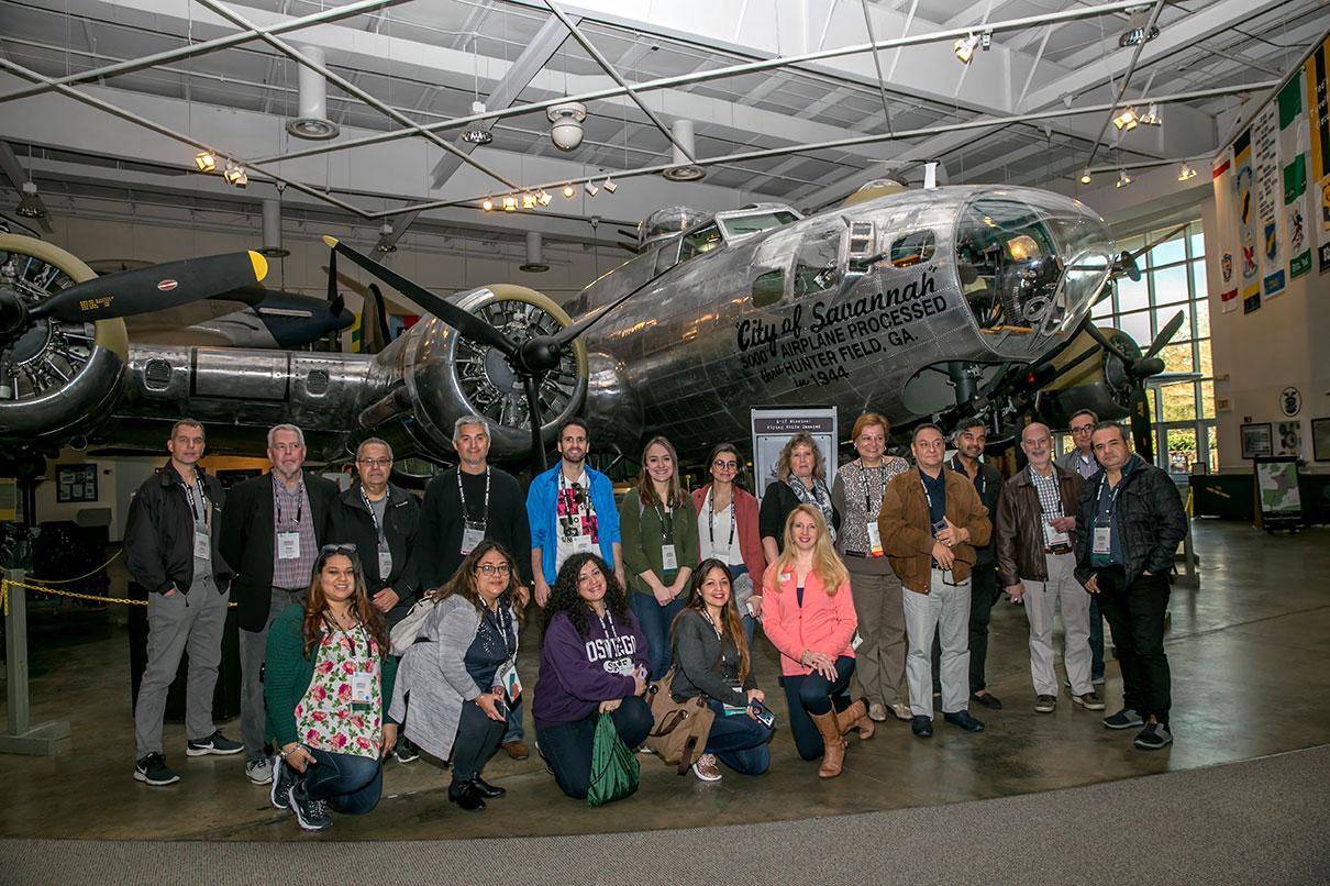 IITA 2019 Summit Attendees in Savannah