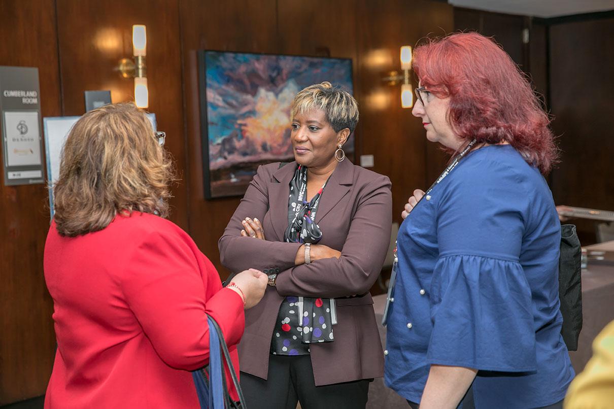 IITA 2019 Summit Attendees Networking