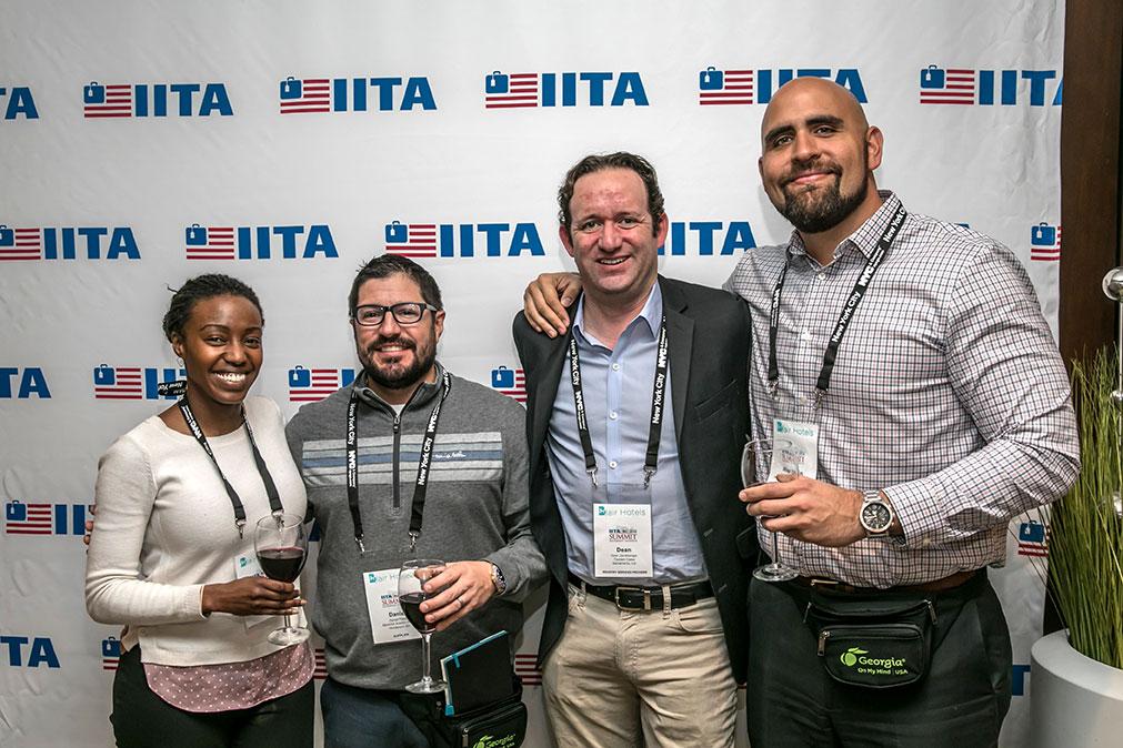 IITA 2019 Summit Attendees Posing